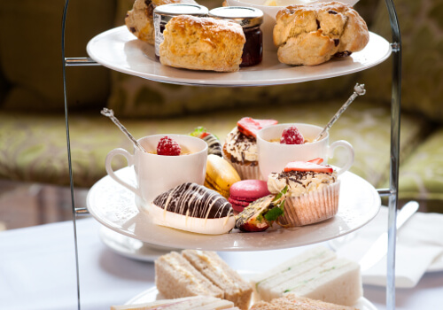 Greenwoods Hotel And Spa Afternoon Tea