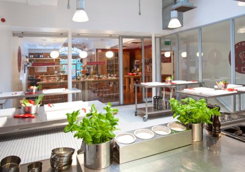 L atelier cooking classes london