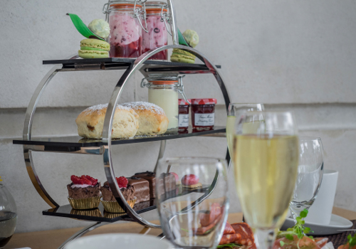 afternoon tea and spa deals cardiff
