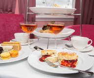 Afternoon Tea with a free bottle of Prosecco featured offer thumbnail