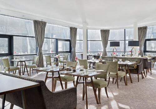 Afternoon Tea at The Glasshouse Hotel Edinburgh