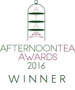 Afternoon Tea Awards 2016 - Winner