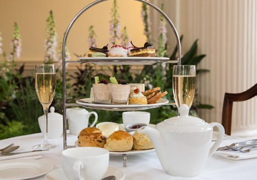 Vouchers For Afternoon Tea Pump Room Bath