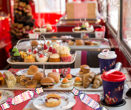 Brigit's Christmas Bubbly Afternoon Tea Bus Tour featured offer thumbnail