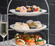 Prosecco Afternoon Tea for Two at Monmouth Kitchen featured offer thumbnail