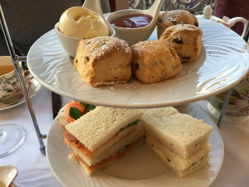 Scones And Sandwiches