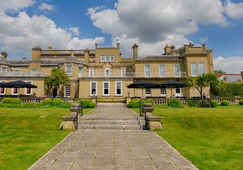Chilworth Manor Hotel Menu