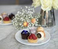 Flower Afternoon Tea at Royal Lancaster London featured offer thumbnail