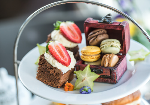 Afternoon Tea At The Yacht London