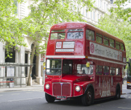 25% off Afternoon Tea aboard B Bus  featured offer thumbnail