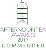 Afternoon Tea Awards 2017 - Commended