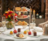Champagne Autumn Tea at Conrad London featured offer thumbnail