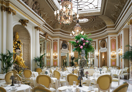 Afternoon Tea at The Ritz | Visit Green Park | Uk Afternoon Tea guide