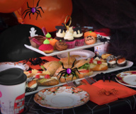 Halloween Afternoon Tea aboard the B Bus Tour featured offer thumbnail