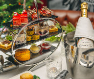 Festive Afternoon Tea at St Martins Lane Hotel featured offer thumbnail