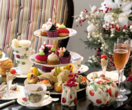 Christmas Afternoon Tea Mon -  Fri at B Bakery featured offer thumbnail