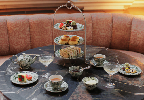 Best Christmas Afternoon Tea London | Book Online | UK Afternoon Tea guide