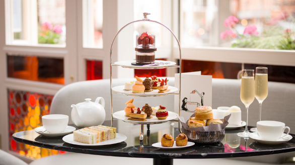 We've rounded up some of the very best afternoon teas in London.