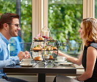 Jazz Afternoon Tea at Corus Hyde Park Hotel featured offer thumbnail