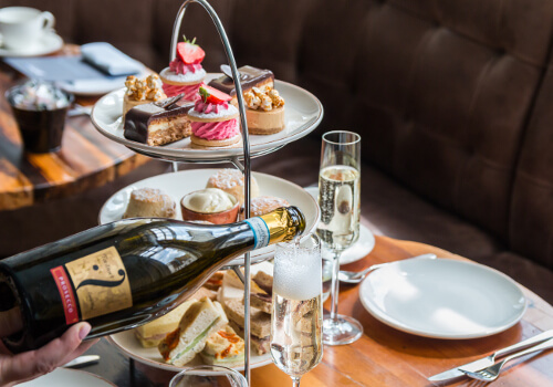 Luxurious Afternoon Tea voucher at Radisson venues across London