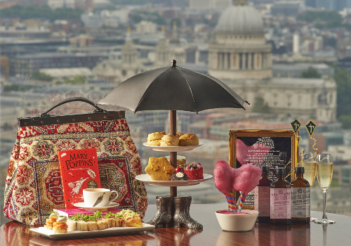 Best themed Afternoon Tea London