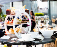 Champagne Afternoon Tea at Radio Rooftop featured offer thumbnail