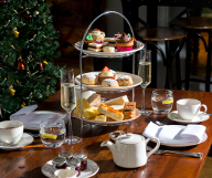 Winter Tea with Prosecco at Vanderbilt Hotel featured offer thumbnail