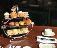 Mad Hatter's Afternoon Tea at Symonds at Redwood  featured offer thumbnail