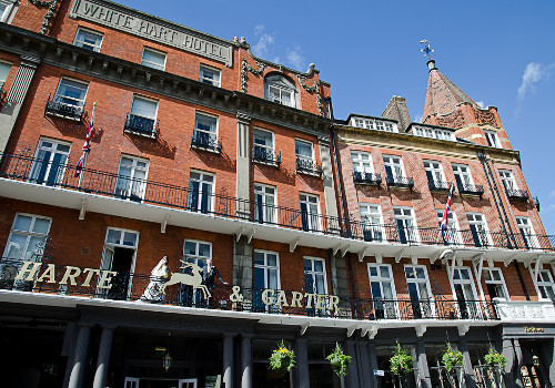 The Royal Berkshire Hotel