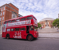B Christmas Afternoon Tea Bus Tour featured offer thumbnail