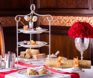 Festive Afternoon Tea at The Milestone Hotel featured offer thumbnail