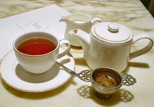 tea Mayfair Hotel blog