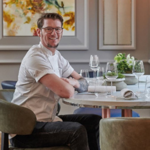 On Instagram: Chef Chat with Adam Handling