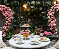 Rose Garden Afternoon Tea at Kimpton Fitzroy featured offer thumbnail