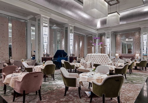 Afternoon Tea in the Palm Court at The Langham London | Best Afternoon Tea Gift Vouchers at award winning venues