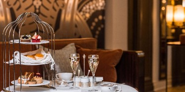 Afternoon Tea at Sheraton Grand Park Lane | Best Afternoon Teas London