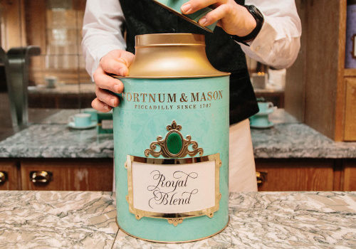 Day out in London | Royal Academy of Arts and Fortnum & Mason