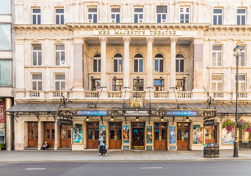 Visit Theatreland London | Afternoon Tea at the Haymarket Hotel