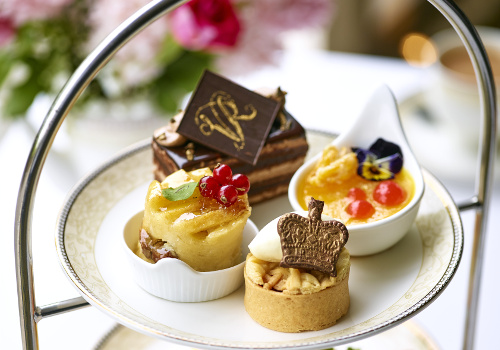 Chef Chat with Radoslav Georgiev | Queen Victoria Afternoon Tea at The Royal Garden Hotel
