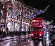 Christmas Afternoon Tea aboard B Bus Tour featured offer thumbnail