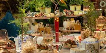 Chinese Whispers Afternoon Tea at Kai Mayfair