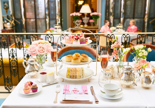 Peggy Porschen Afternoon Tea at The Lanesborough featured offer thumbnail