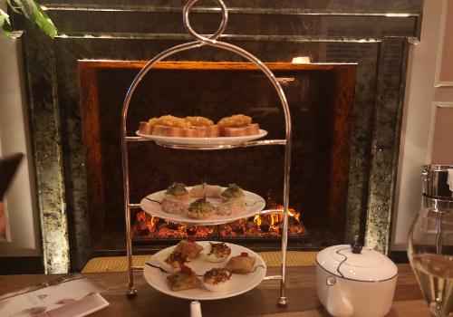 Afternoon Tea at Great Scotland Yard Review