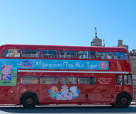 Peppa Pig Afternoon Tea aboard B Bus Tour featured offer thumbnail