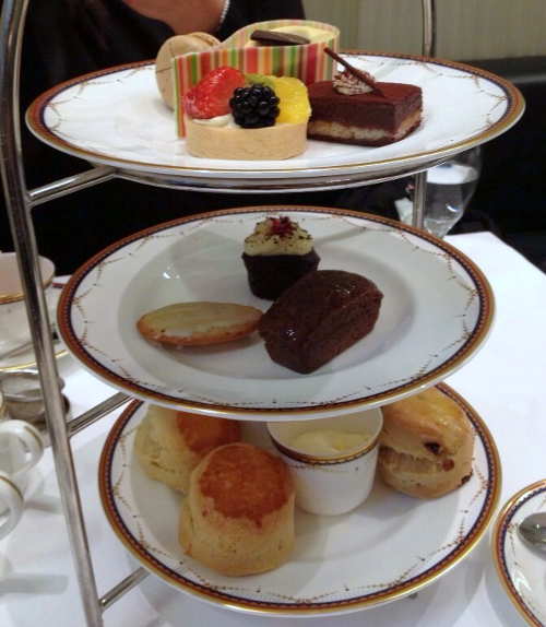 Waldorf Afternoon Tea