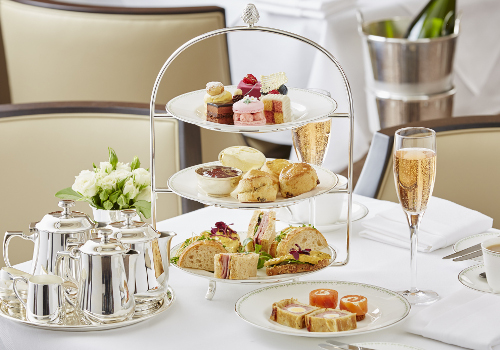 Afternoon Tea At Bettys Caf 233 Tea Rooms York