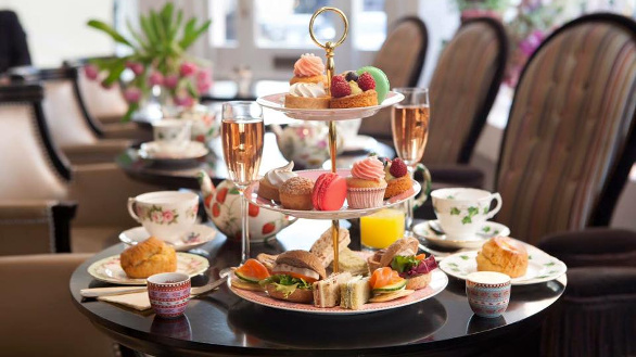 Book The Best Places For Afternoon Tea In Covent Garden