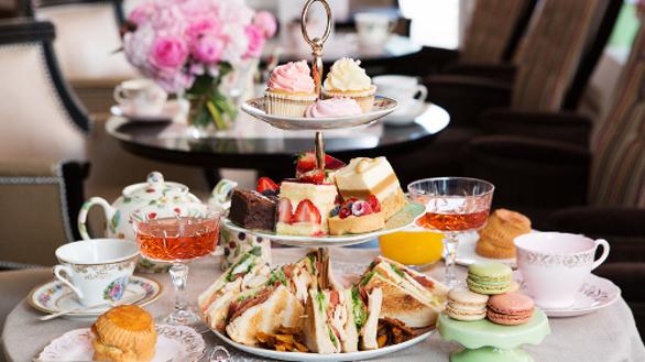 Kingsway Hotel London Afternoon Tea