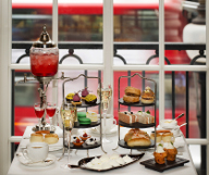 2 Afternoon Teas for £55 at Hotel Cafe Royal featured offer thumbnail