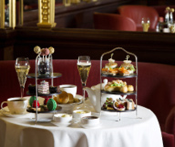 2 for 1 Champagne Afternoon Tea at Hotel Cafe Royal featured offer thumbnail